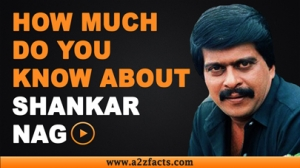 Shankar Nag - Everything You Need Know About...!
