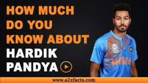 Hardik Pandya - Everything You Need To Know About...!