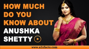 Anushka Shetty - Everything You Need Know About...!