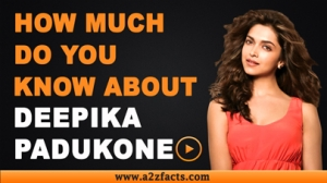 Deepika Padukone - Everything You Need to Know About..!