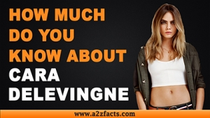 Cara Delevingne-Everything You Need To Know About..!