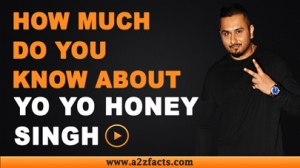 Yo Yo Honey Singh - Everything You Need To Know About...!