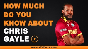Chris Gayle -Everything You Need To Know About..!