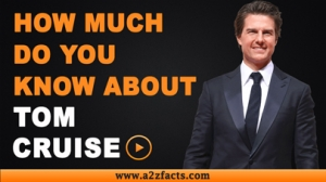 Tom Cruise-Everything You Need To Know About!