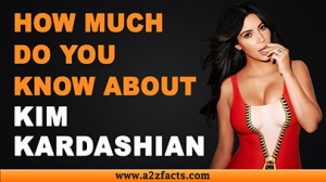 Kim Kardashian-Everything You Need To Know About..!