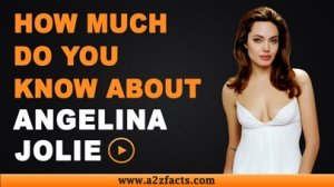 Angelina Jolie-Everything You Need To Know About..!
