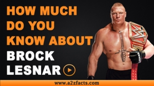Brock lesnar-Everything You Need To Know About!