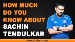 Sachin Tendulkar - Everything You Need To Know About...!