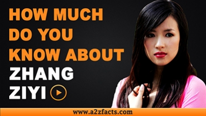 Zhang Ziyi - Everything You Need To Know About..!