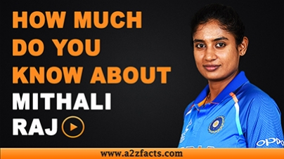 Mithali Raj - Everything You Need To Know About...!