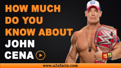 John Cena-Everything You Need To Know About!