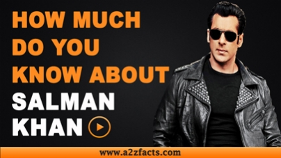 Salman Khan - Everything You Need to Know About!