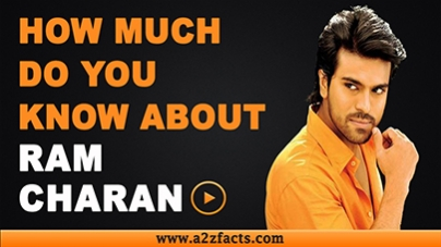 Ram Charan Teja - Everything You Need know About...!