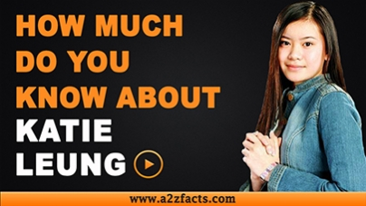 Katie Leung-Everything You Need To Know About..!