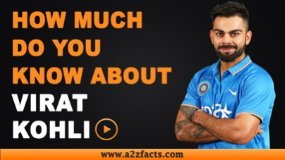 Virat Kohli - Everything You Need To Know About...!