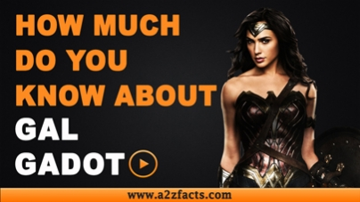 Gal Gadot-Everything You Need To Know About!