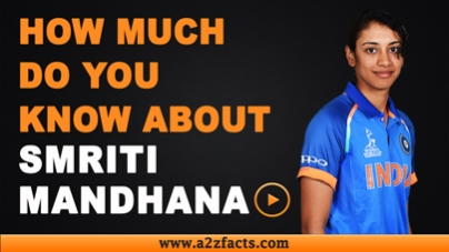 Smriti Mandhana - Everything You Need Know About...!